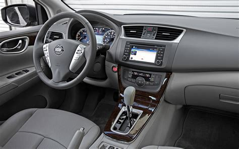 nissan sentra interior 2013 nissan sentra reviews and rating motor trend