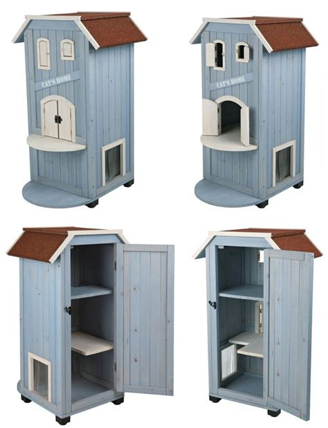 cat house buy 25 best outdoor cat houses ideas on pinterest