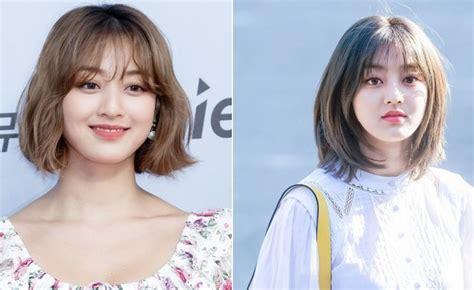 inspirasi model rambut wanita korea  model rambut
