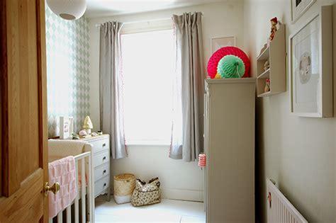 cortinas habitacion bebe nia decorar con cortinas bebes