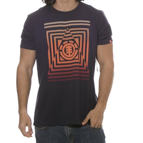 Element Eclipse S4 Black camiseta element gradient eclipse black bk comprar tienda fillow