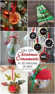 15 diy christmas ornament tutorials rae gun ramblings