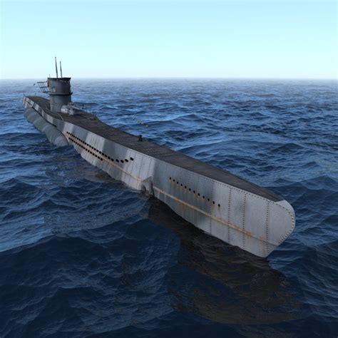 u boat ww2 c4d ww2 german u boat