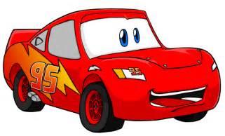 Lightning Mcqueen Car Side View Lightning Mcqueen Clipart Clipartion