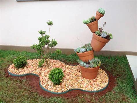 jardines secos  piedras  curso de organizacion del