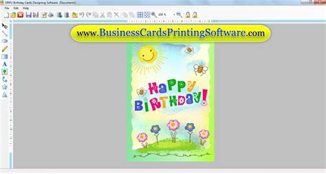 printable birthday cards from office screenshot review downloads of shareware birthday