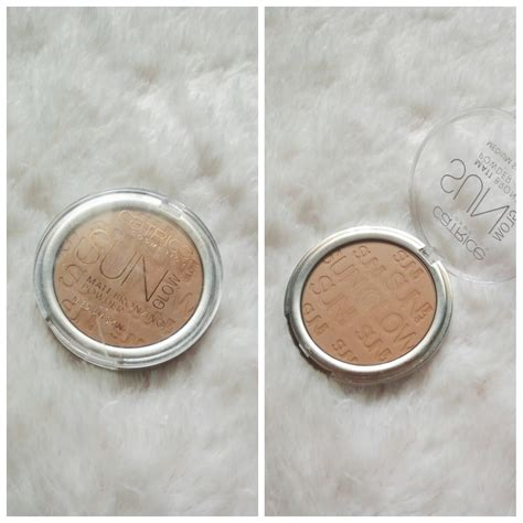 Bedak Catrice bakebeauty journal s review catrice cosmetics