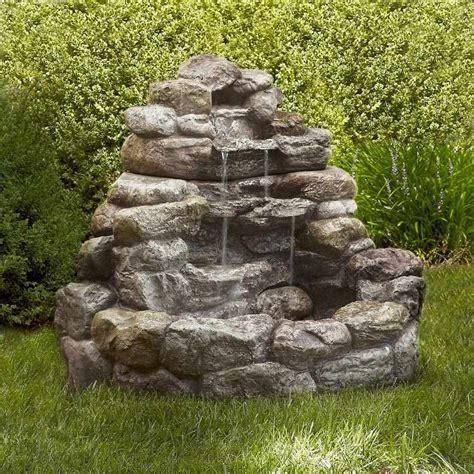 fuente de jard n fuentes para jardin equipos de jardin