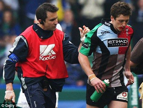 Tom Williams Buick Bloodgate Rugby Doctor Is Suspended By Gmc