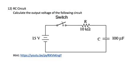 calculate output voltage of capacitor calculate capacitor output 28 images how do i