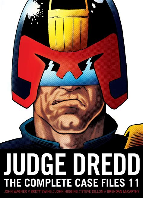 judge dredd the complete judge dredd the complete case files 11 book by john wagner alan grant brett ewins steve