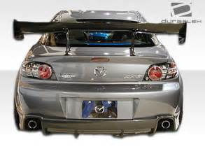 mazda rx8 rear bumpers kit store ground