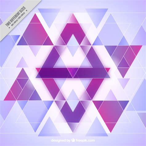 triangle background vector download purple triangles background vector free download
