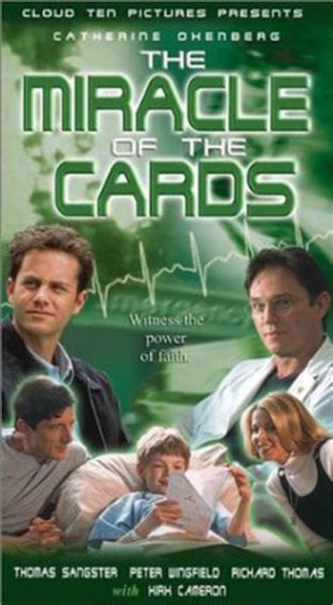 The Miracle Of The Cards Free 2001 Television