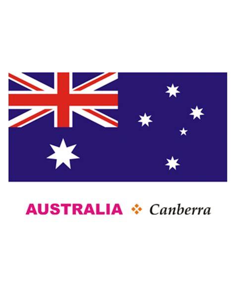 australia flag colors