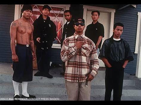 Black Gangster gangster asian store owner handles black