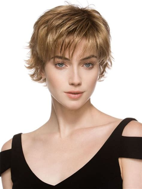 fine thin hair cut for oval face over 50 16 sassy short haircuts for fine hair