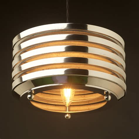 Lights Lights Deco Aluminium Disc Light Pendant