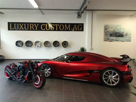 custom koenigsegg luxury custom koenigsegg agera r has a mini me