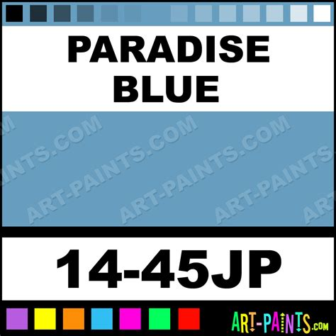 paradise blue universe paintmarker paints and marking pens 14 45jp paradise blue paint