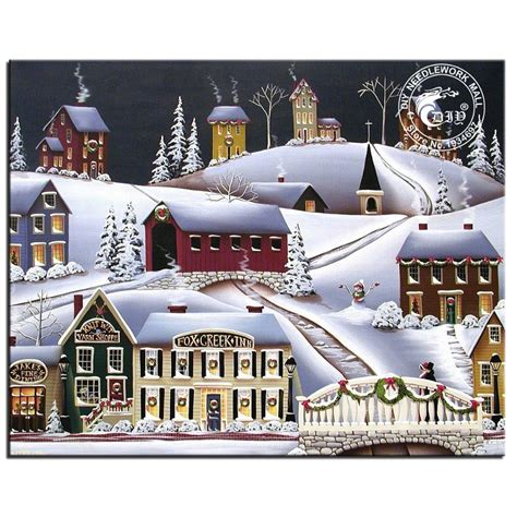 online get cheap christmas village sets aliexpress com