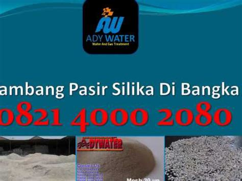 Silika Bangka 0821 4000 2080 tambang pasir silika di bangka