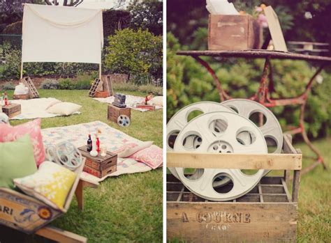 movie backyard wedding turning the backyard into a playground cool projects