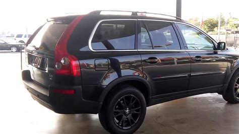 volvo xc black stock  youtube