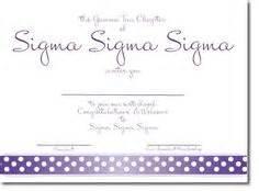 bid day card sorority template maker 1000 images about tri sigma