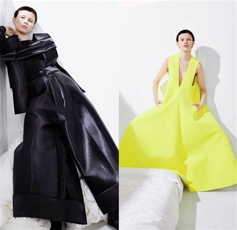 Shiny Secrets Fashion Week Frocks And Shoes by Melitta Baumeister 2016 2017 Fall Autumn Winter Womens
