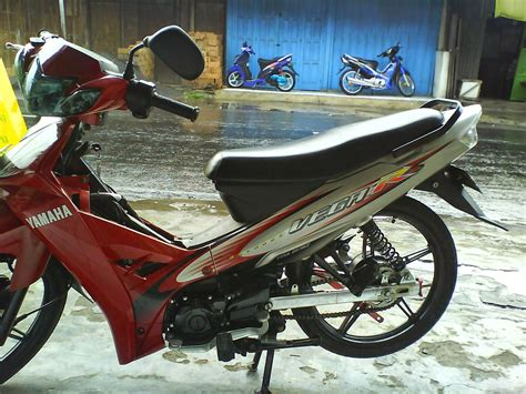 Modifikasi Jupiter Z Untuk Touring by Jupiter Z Modifikasi Touring Thecitycyclist