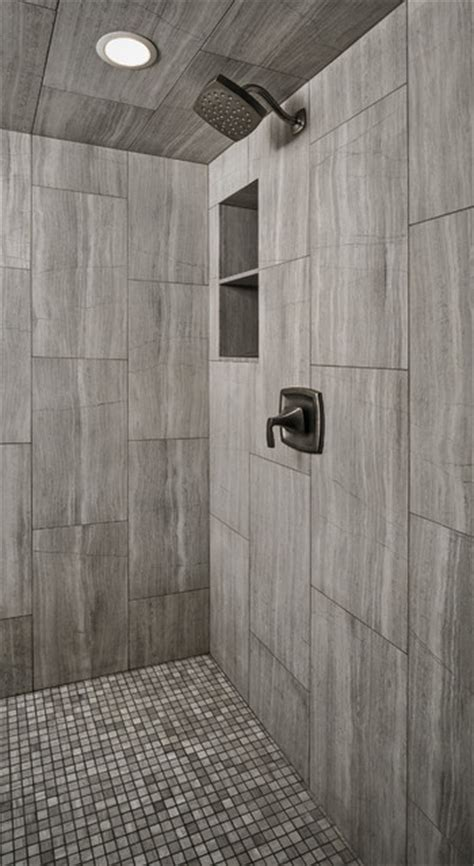 Limestone Shower limestone shower with radius wall and bench contemporary salt lake city by tarkus tile inc