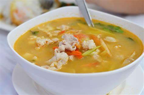 spicy asian chicken soup recipe epicurious com