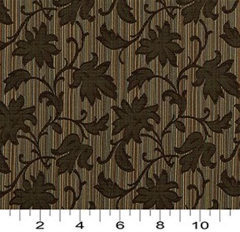 Teal And Brown Upholstery Fabric by Brown Light Brown And Teal Floral Stripe Upholstery
