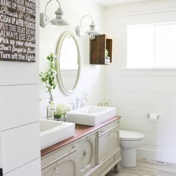 Style Bathtub by 15 Farmhouse Style Bathrooms Of Rustic Charm It In The Mountains