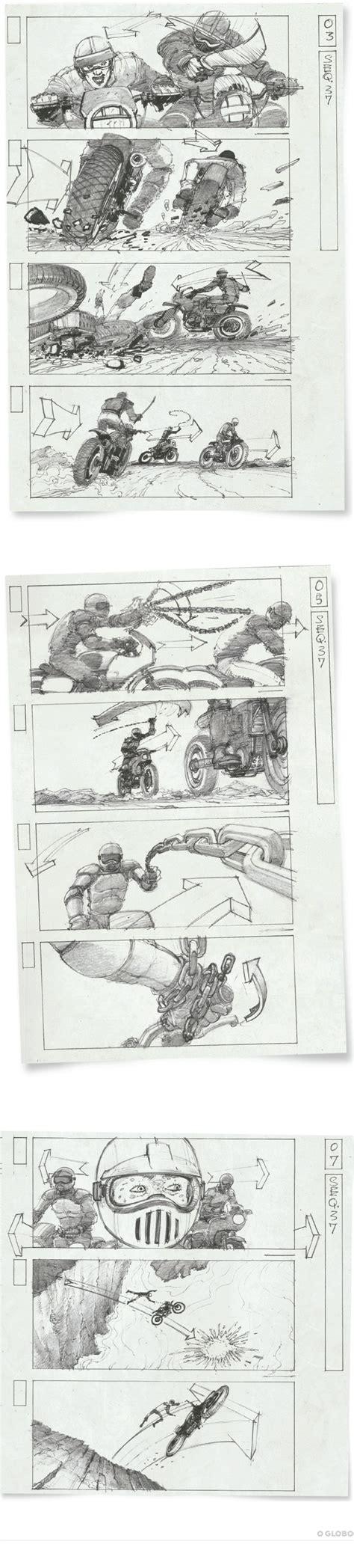Motorrad Vicente Amorim by Veja O Storyboard De Motorrad Filme De Vicente Amorim