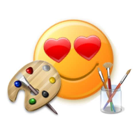 skype emoticon art drawing tool  smiley pictures
