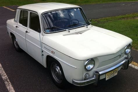 bat exclusive two owner 1965 renault r8 1100 bring a