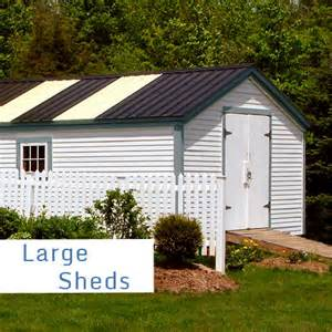 Large Storage Sheds For Sale Large Sheds For Sale Large Storage Sheds Large Shed Kits