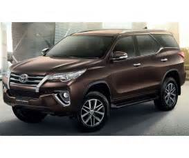 Toyotas Suv 2017 Toyota Fortuner Release Date Redesign And Interior