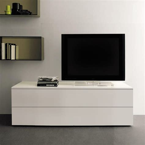unit tv space small tv unit white gloss