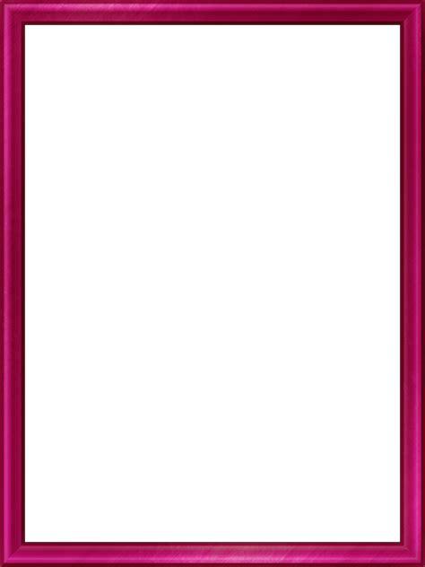Florida Style presentation photo frames tall plain rectangle style 46