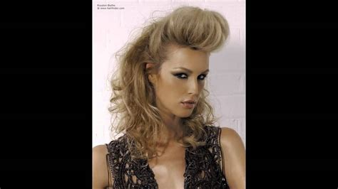 hairstyles how to do a quiff women quiff hairstyle ideas youtube