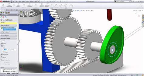 tutorial solidworks animation pdf solidworks tutorial mechanical mates by solidwize youtube