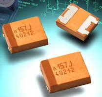 capacitor cv rating tantalum polymer capacitors offer high cv rating low profile