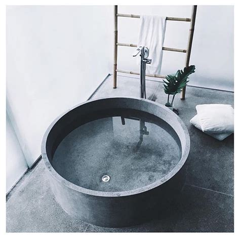 poured concrete bathtub 13 best images about barthrooms on pinterest ios app