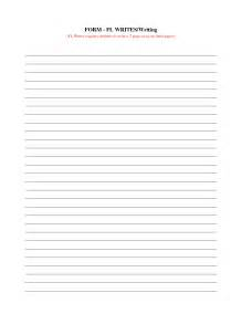 Staar Persuasive Essay Lined Paper by 9 Best Images Of Staar Lined Writing Paper Printable Printable Lined Writing Paper Lined