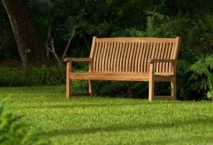 a teak garden bench is the best around teak patio