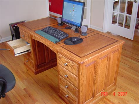 Diy Free Woodworking Plans For Computer Desks Wooden Pdf Computer Desk Plans Diy