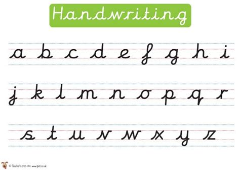 printable handwriting sheets ks1 uk teacher s pet displays 187 handwriting poster 187 free